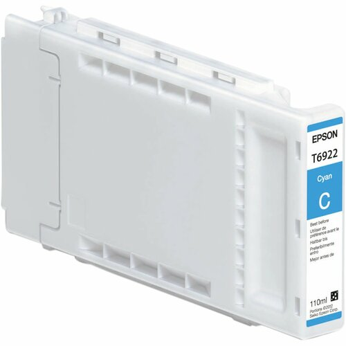 Epson UltraChrome XD Ink Cartridge - Cyan