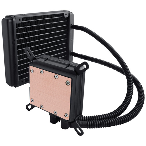 Hydro Series H60 Liquid CPU Cooler, 120mm Radiator, 120mm Fan included, 2000 RPM