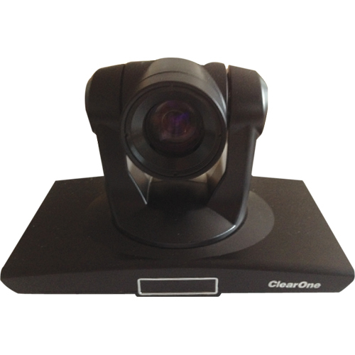 ClearOne COLLABORATE 910-401-196 Video Conferencing Camera - 2.1 Megapixel - 60 fps - Black, Silver - DVI