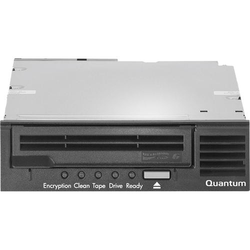 Quantum LTO-6 Tape Drive - 2.50 TB Native/6.25 TB Compressed - 160 MB/s Native