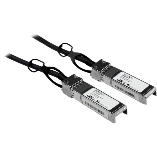 StarTech.com 5m Cisco Compatible SFPplus 10-Gigabit Ethernet 10GbE Twinax Direct Attach Cable