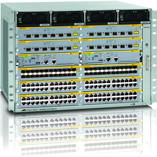 Allied Telesis SwitchBlade x8112 Manageable Switch Chassis