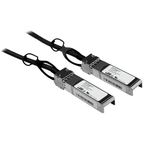 StarTech.com 3m Cisco Compatible SFPplus 10-Gigabit Ethernet 10GbE Twinax Direct Attach Cable