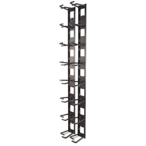 Vertical Cable Organizer for NetShelter 0U Channel