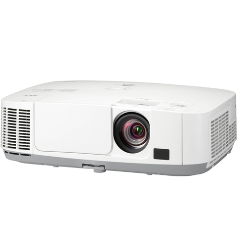 NEC Display NP-P501X LCD Projector | 720p | HDTV | 4:3