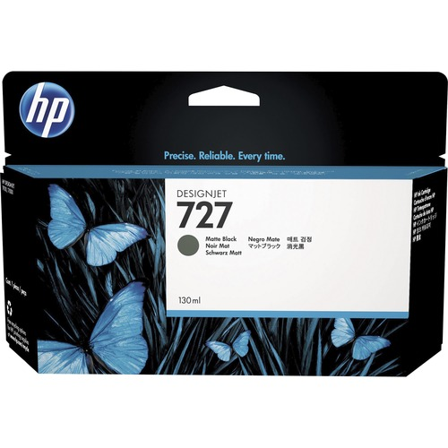 HP 727 Ink Cartridge - Matte Black