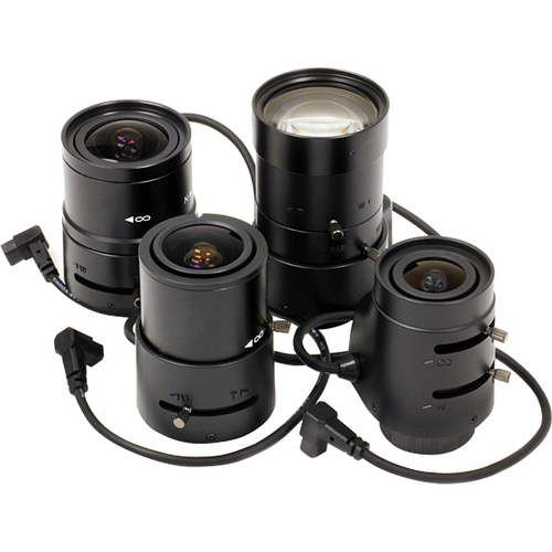 Marshall - 2.40 mm to 6 mm - f/1.4 - Zoom Lens for CS Mount