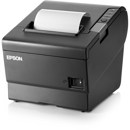 HP TM-T88V Direct Thermal Printer - Monochrome - Desktop - Receipt Print