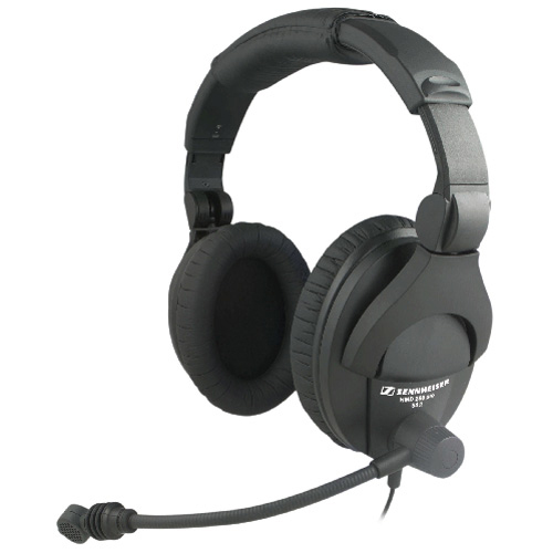 SENNHEISER BUSINESS HEADSETS OVER THE HEAD NOISE BLOCKING HEADST W/ NOISE CANCELLING MIC