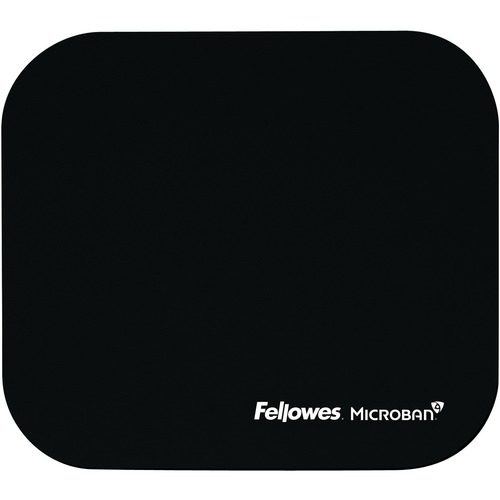 Fel 5933901 Fellowes Microban Antimicrobial Mouse Pad