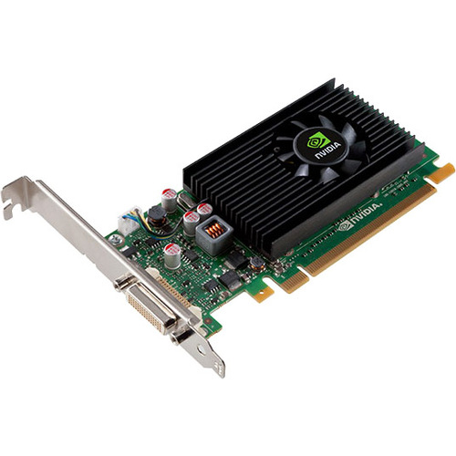 PNY Quadro NVS 315 Graphic Card | 1 GB DDR3 SDRAM | PCI Express 2.0 x16 | Low-profile | Single Slot Space Required