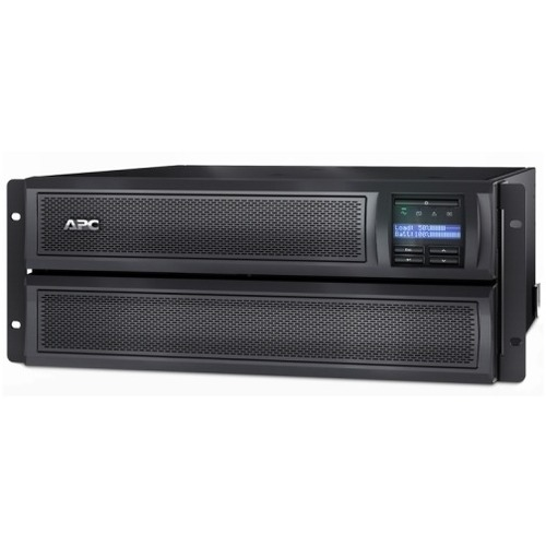 SCHNEIDER ELECTRIC SMART-UPS X 3000VA 100-127V RACK/TOWER LCD W/NETWORK CARD