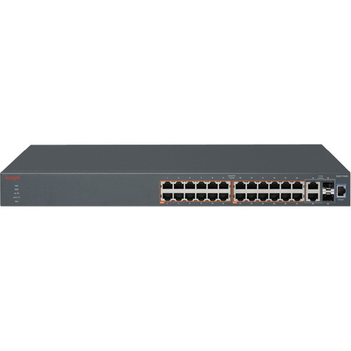 Avaya 3526T-PWRplus 24 Ports Manageable Layer 3 Switch
