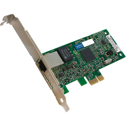 AddOn IBM 39Y6066 Comparable 10/100/1000Mbs Single Open RJ-45 Port 100m PCIe x4 Network Interface Card