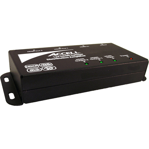 Accell UltraAV 1X2 Audio/Video HDMI Splitter