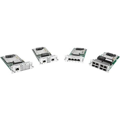 Cisco 8 port Multi-flex Trunk Voice/Clear-channel Data T1/E1 Module