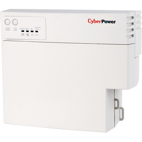 CYBER POWER SYSTEM - DT SB CYBERSHIELD 12V/27W DC PS 7.2AH BATT 3PRONG HARD GROUND