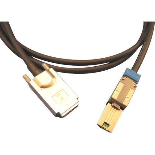 IBM 39R6471 Compatible 3m (9.84 ft) SAS 4X MINI-SAS 4XThmbScr IBM Comp - SAS Extension Cable