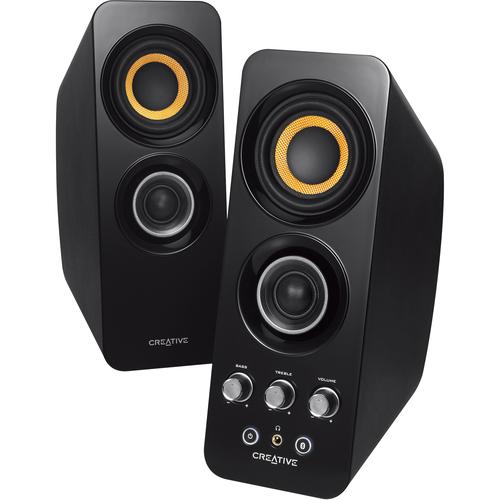 Creative MF1655 2.0 Speaker System   Wireless Speaker(s)   Black