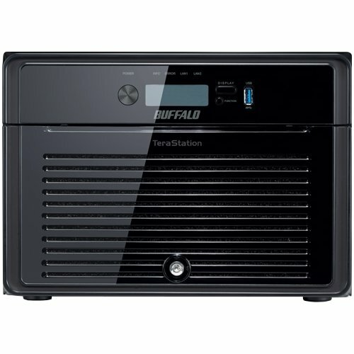 Buffalo TeraStation TS4800D 8 x Total Bays NAS Server - Intel Atom D2700 Dual-core 2 Core 2.13 GHz - 2 GB RAM DDR3 SDRAM - Serial ATA/300 - RAID Supported 0, 1, 5,