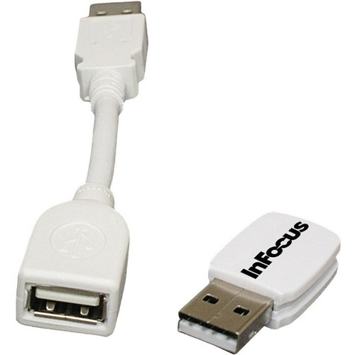 InFocus SP-WIFIUSB-2 IEEE 802.11n | Wi-Fi Adapter for Projector