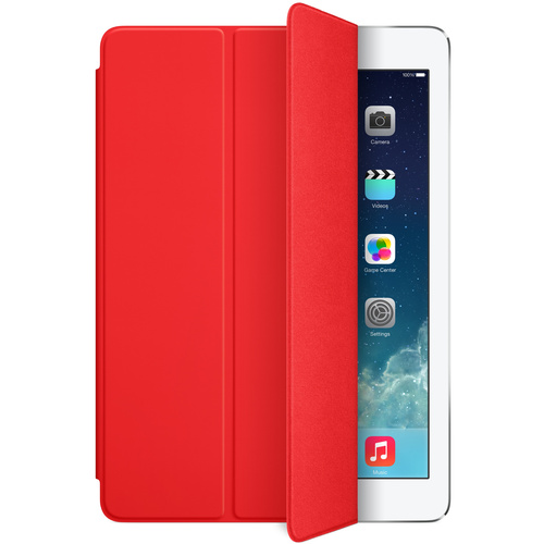 Apple Cover Case Cover for iPad Air - Red