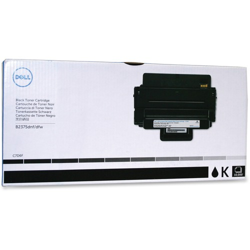 Dell Toner Cartridge | Black