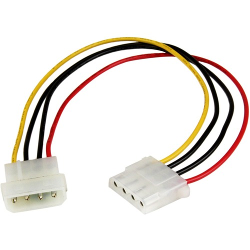 Extend your LP4 power connections by up to 12 inches-4 pin Molex Power Connector