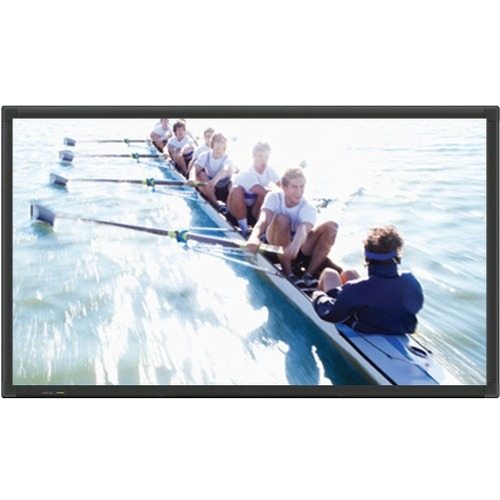 "Egan TeamBoard TIFP65 65"" LED LCD Touchscreen Monitor - 16:9 - 5.50 ms"