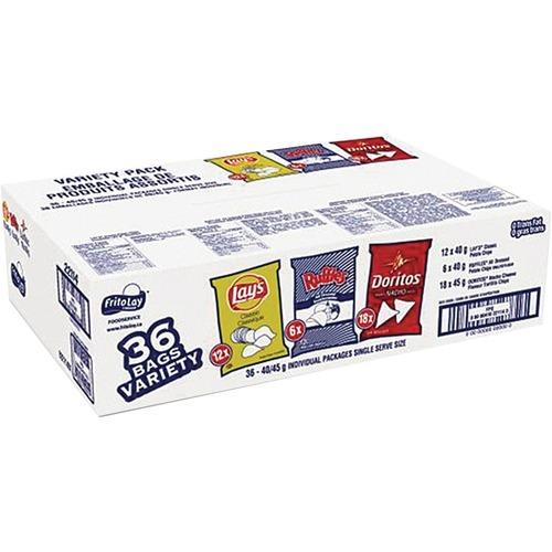 Frito Chips - AssortedBag - 40 g - 36 / Carton