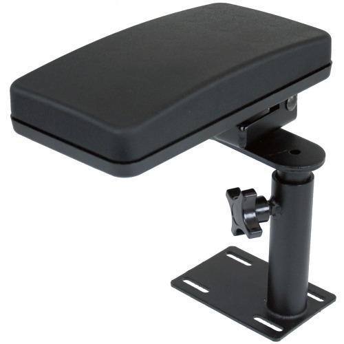 Flip-up armrest