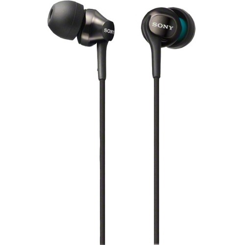 FASHION IN EAR HDSET SMARTPHONE BLK