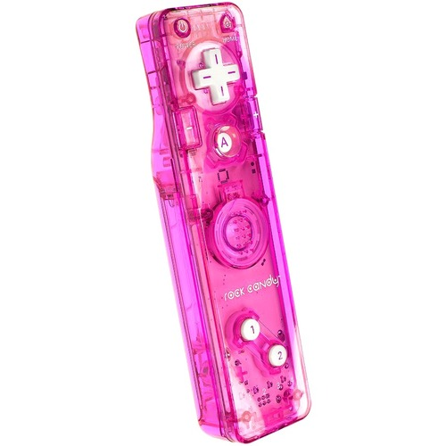 Rock Candy Gesture Controller for Wii-Pink