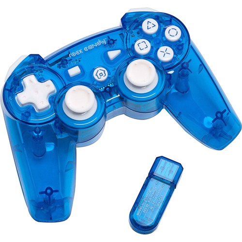 Rock Candy Wireless Controller for PS3-Pink