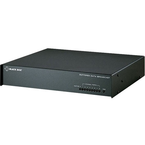 Black Box Buffered Data Broadcast Unit