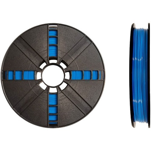 MAKERBOT TRUE BLU PLA FILAMENT LRG REPLICATOR 2  5TH GEN  Z18