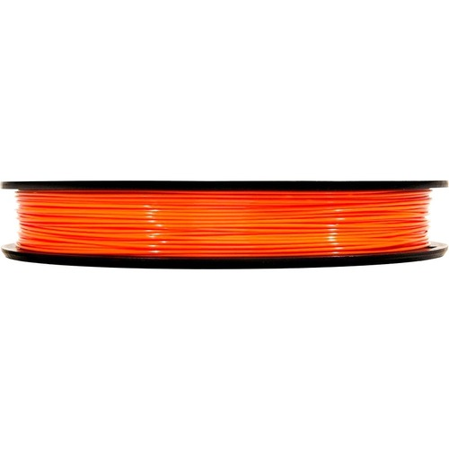 MAKERBOT TRUE ORANGE PLA FILAMENT LRG REPLICATOR 2  5TH GEN  Z18