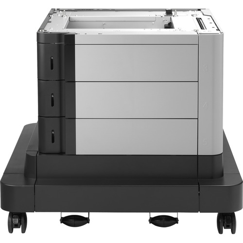 HP 2x500/1x1500-sheet Paper Feeder and Stand