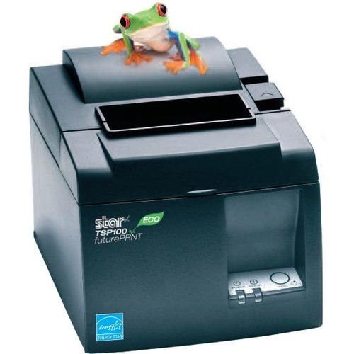 Star Micronics futurePRNT TSP143IIU ECO Direct Thermal Printer | Monochrome | Desktop | Receipt Print