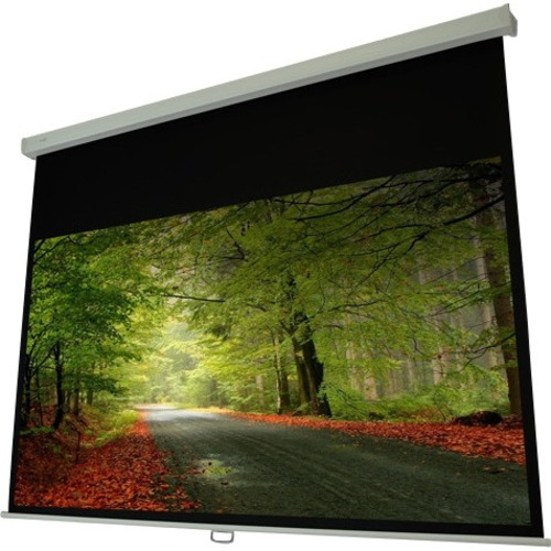 ELUNEVISION ELUNEVISION ATLAS 100IN MANUAL 4:3 PROJECTION SCREEN WITH CSR