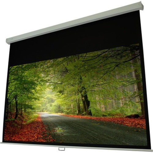 ELUNEVISION ELUNEVISION ATLAS 100IN MANUAL 16:9 PROJECTION SCREEN WITH CSR