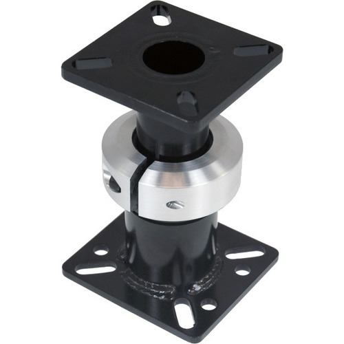POLE ONLY, TELESCOPING DEVICE MOUNTING BASE, HEAVY DUTY MOUNT, 3.5 HIGH