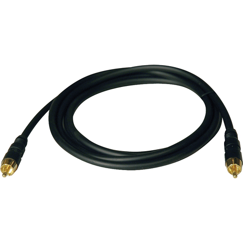 Tripp Lite RF Digital Coax Gold Audio Cable