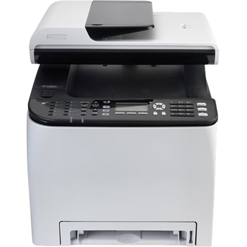 Ricoh SP C250SF Laser Multifunction Printer - Color - Plain Paper Print - Desktop