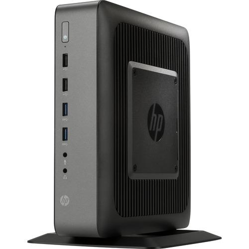 HP Thin Client | AMD G-Series GX-415GA Quad-core (4 Core) 1.50 GHz | Black
