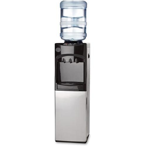 Admirable Genuine Joe 20L Cabinet Freestanding Water Cooler Gjo22552 Home Interior And Landscaping Mentranervesignezvosmurscom