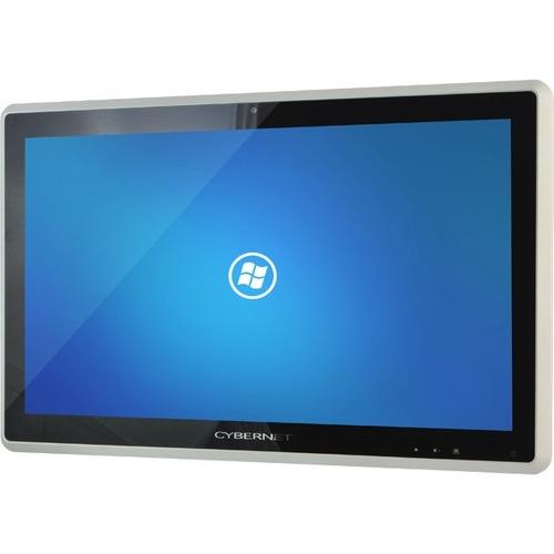 Cybernet CyberMed H24 All-in-One Computer - Intel Core i3 (4th Gen) i3-4130 3.40 GHz - Desktop - White