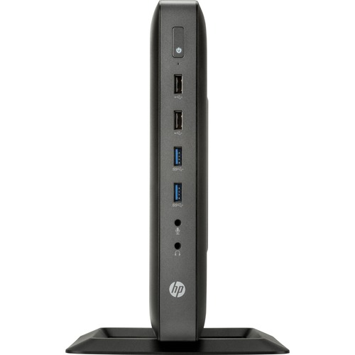 HP Thin Client | AMD G-Series GX-415GA Quad-core (4 Core) 1.50 GHz | Black | TAA Compliant