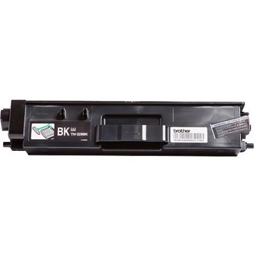 Brother TN329BK Toner Cartridge - Black