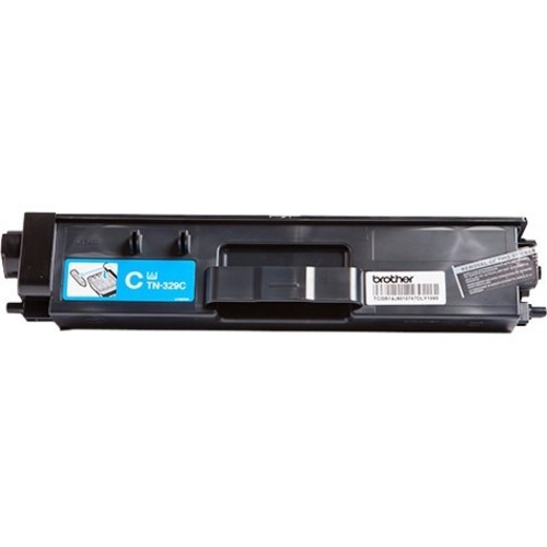 Brother TN-329C Toner Cartridge - Cyan